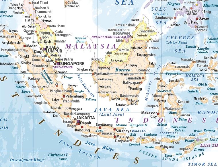 LargevectorworldmapsdigitaladobeAIillustratorcspdf - Large world map image