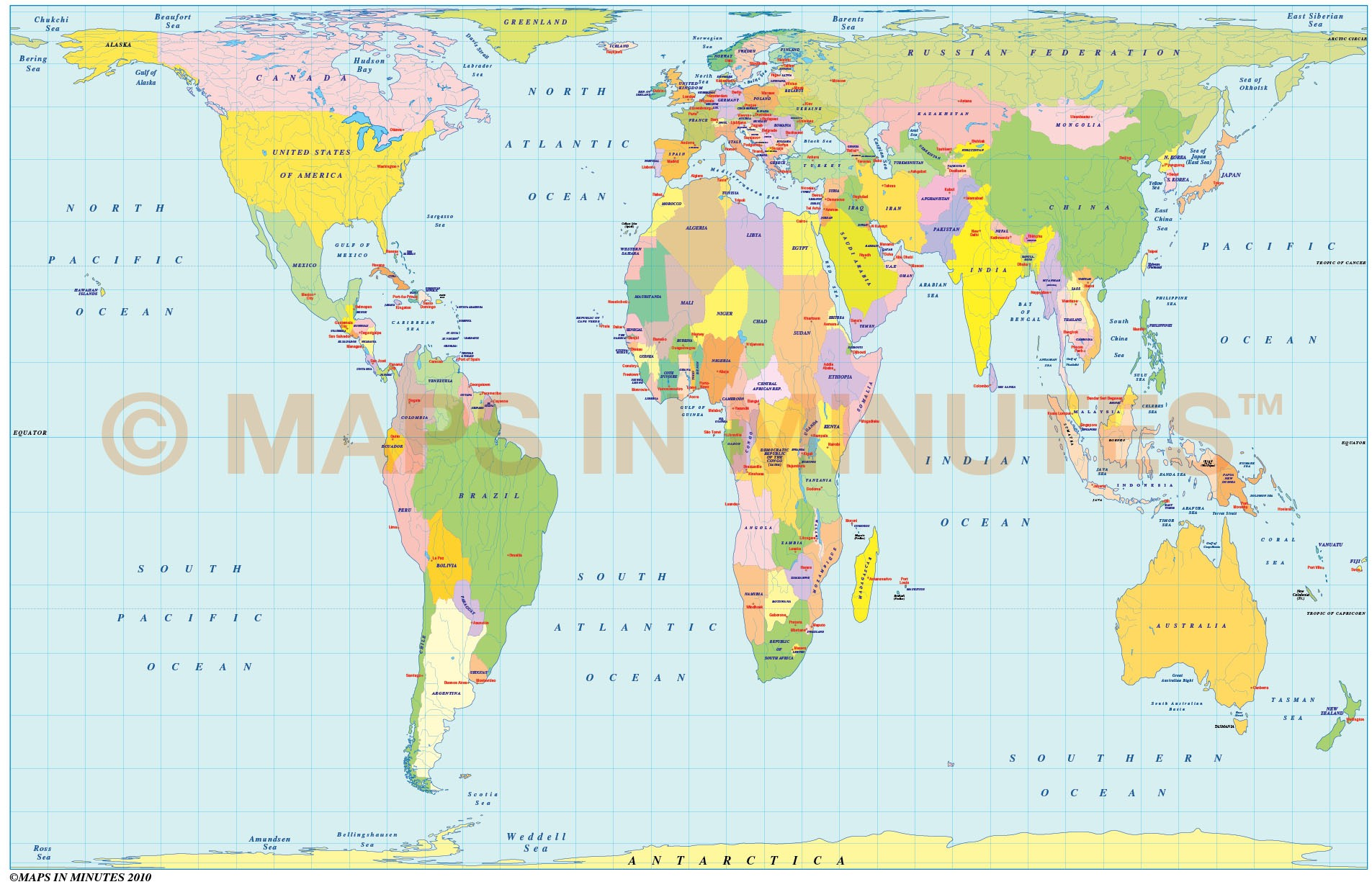 Digital vector map royalty free gall orthographic projection digital vector world map gall orthographic projection gumiabroncs Choice Image