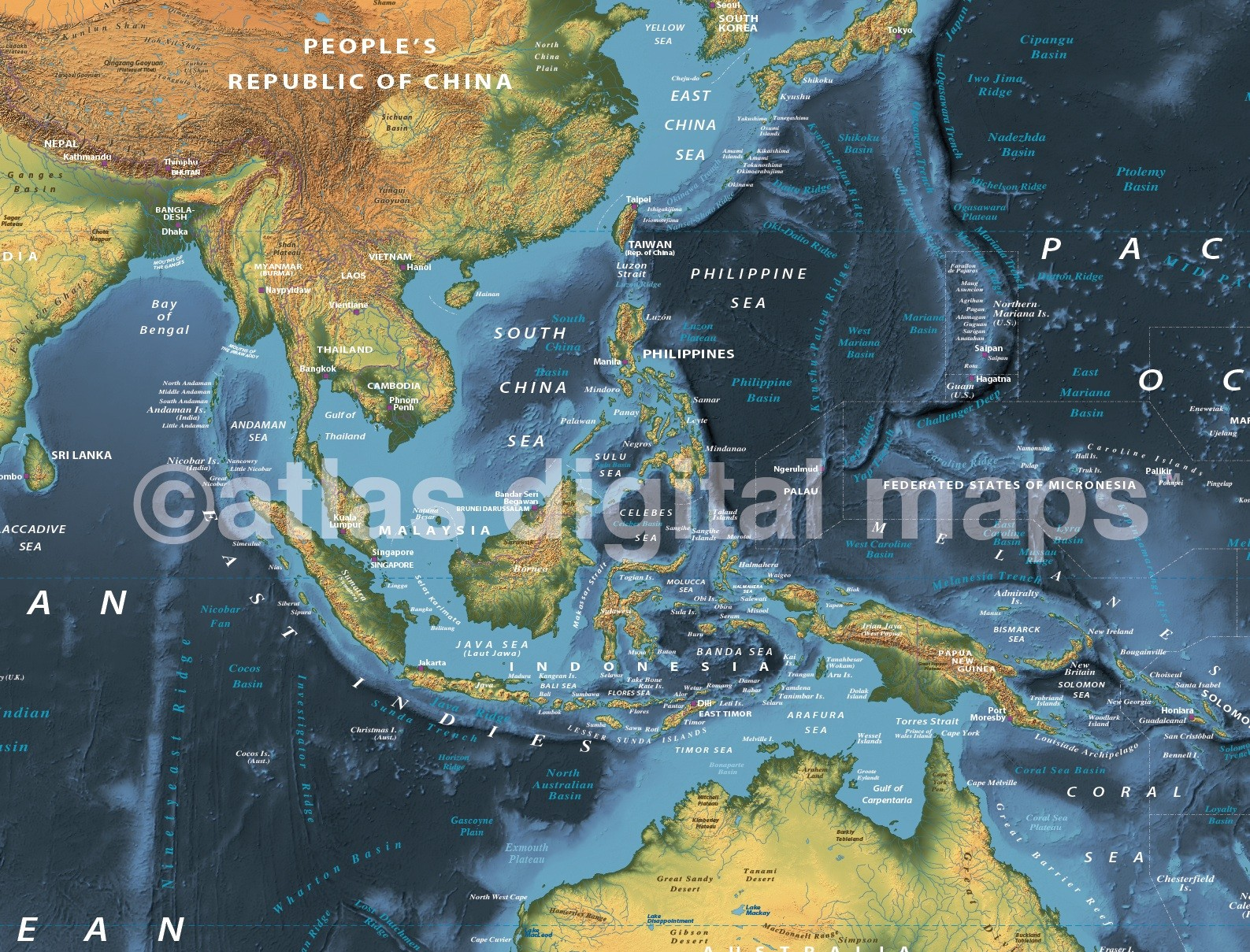 Dark style contemporary canvas world wall map 72 x 38 dark navy style contemporary canvas world wall map 72 inches wide x 38 inches deep gumiabroncs Image collections