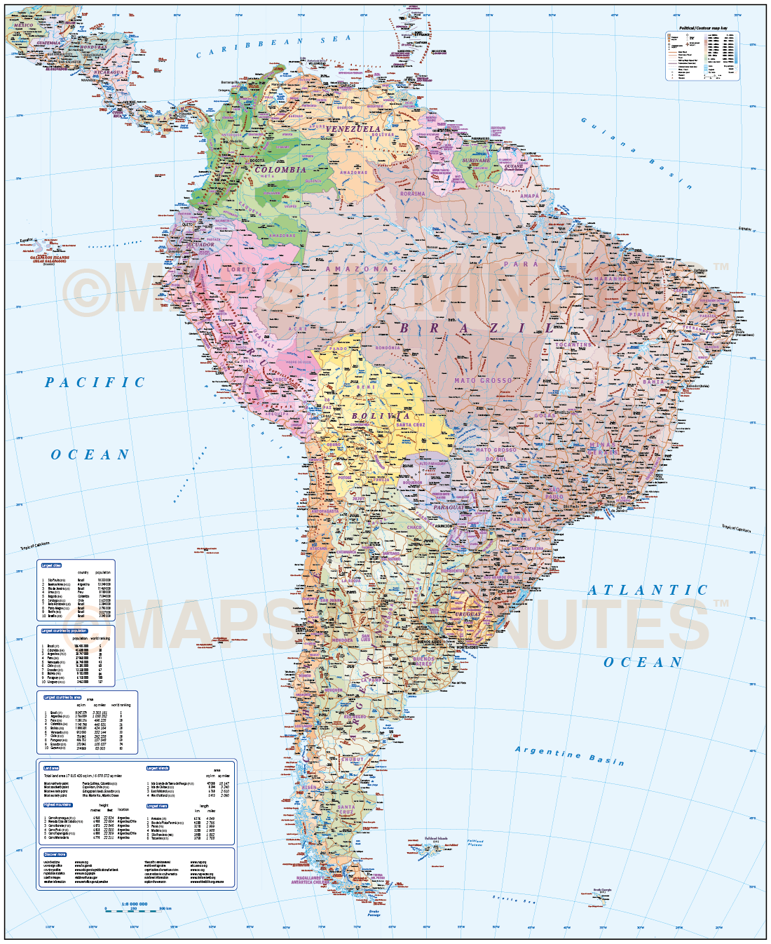 Digital vector South America map. Deluxe Political Road & Rail Map on library south america, features south america, road map buenos aires, road map anguilla, road map biology, landlocked country south america, water south america, lake nicaragua map central america, road map suriname, road map martinique, hotels south america, driving in columbia south america, road map brazil, blog south america, destination south america, tourist south america, road map scandinavia, road map zimbabwe, camping south america, trip south america,