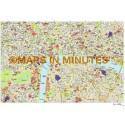 London city map in Illustrator CS format