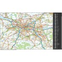 Greater Glasgow map @250k scale in Illustrator CS format