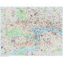 London Deluxe city map in Illustrator CS or PDF format