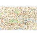London Economy city map in Illustrator format