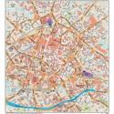 Manchester (UK) city map in Illustrator CS or PDF format