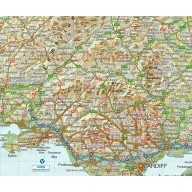 British Isles 500,000 scale Full Deluxe Map Collection