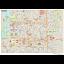Beijing city map in Illustrator CS or PDF format
