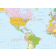 Mercator projection (UK centric) @50M scale detail