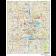 Atlanta city map in Illustrator CS or PDF format