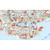 Venice city map in Illustrator CS or PDF format detail