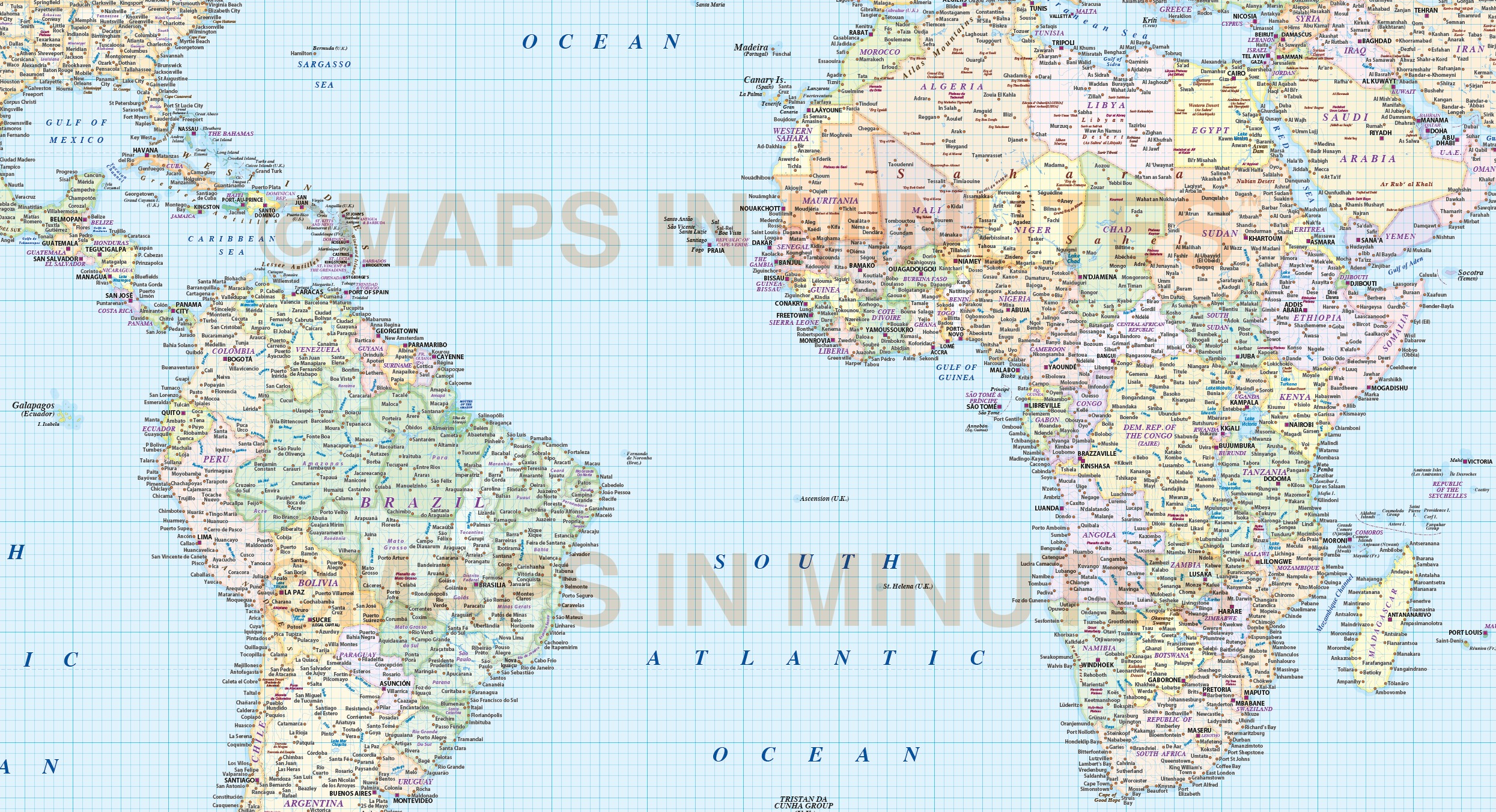 Equirectangular projection world map vector 28 images vector equirectangular projection world map vector digital vector world map equirectangular projection world gumiabroncs Choice Image