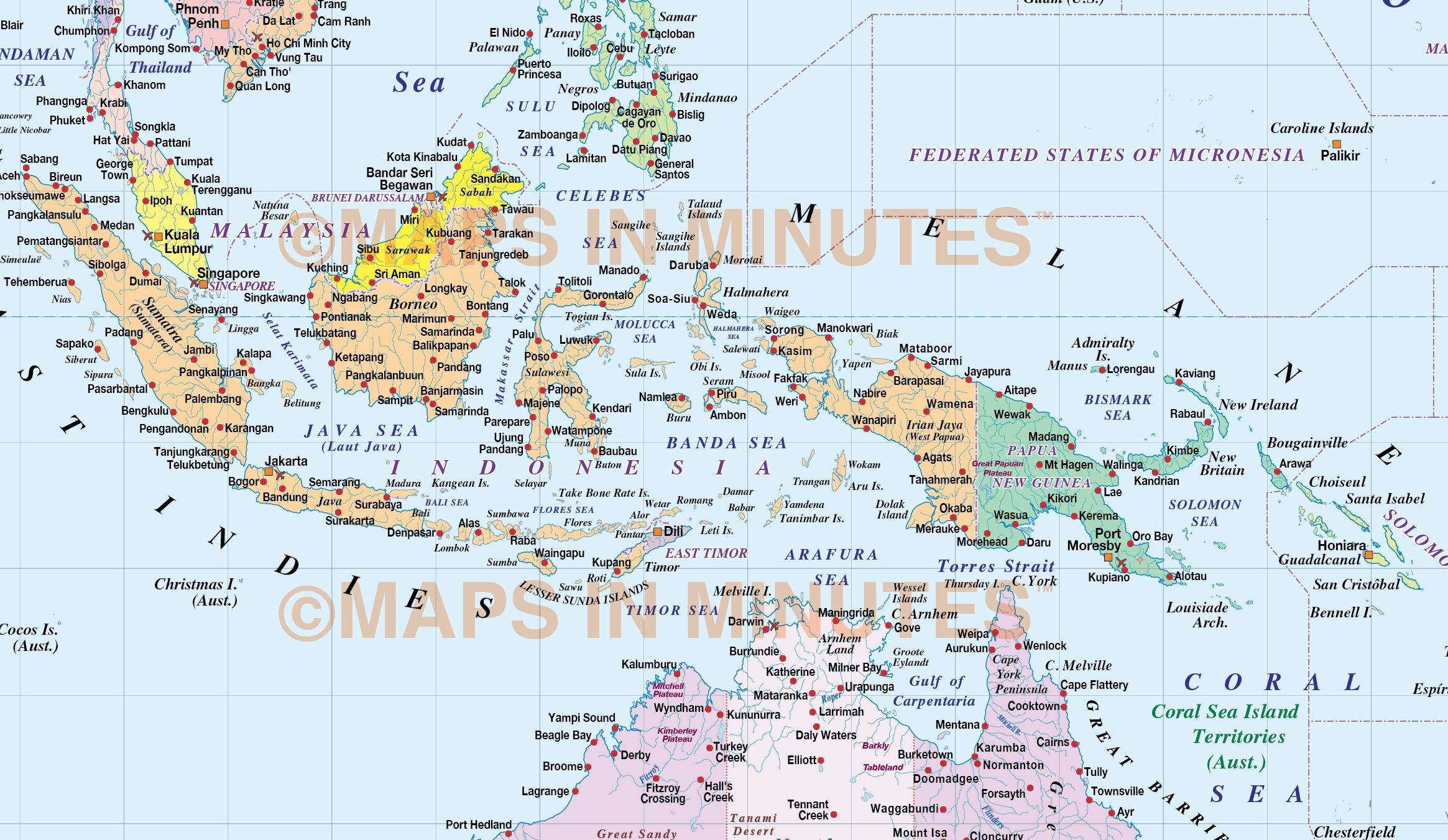 Large Detailed World Map.World Vector Maps In Illustrator Ai Format Large Detailed Plus