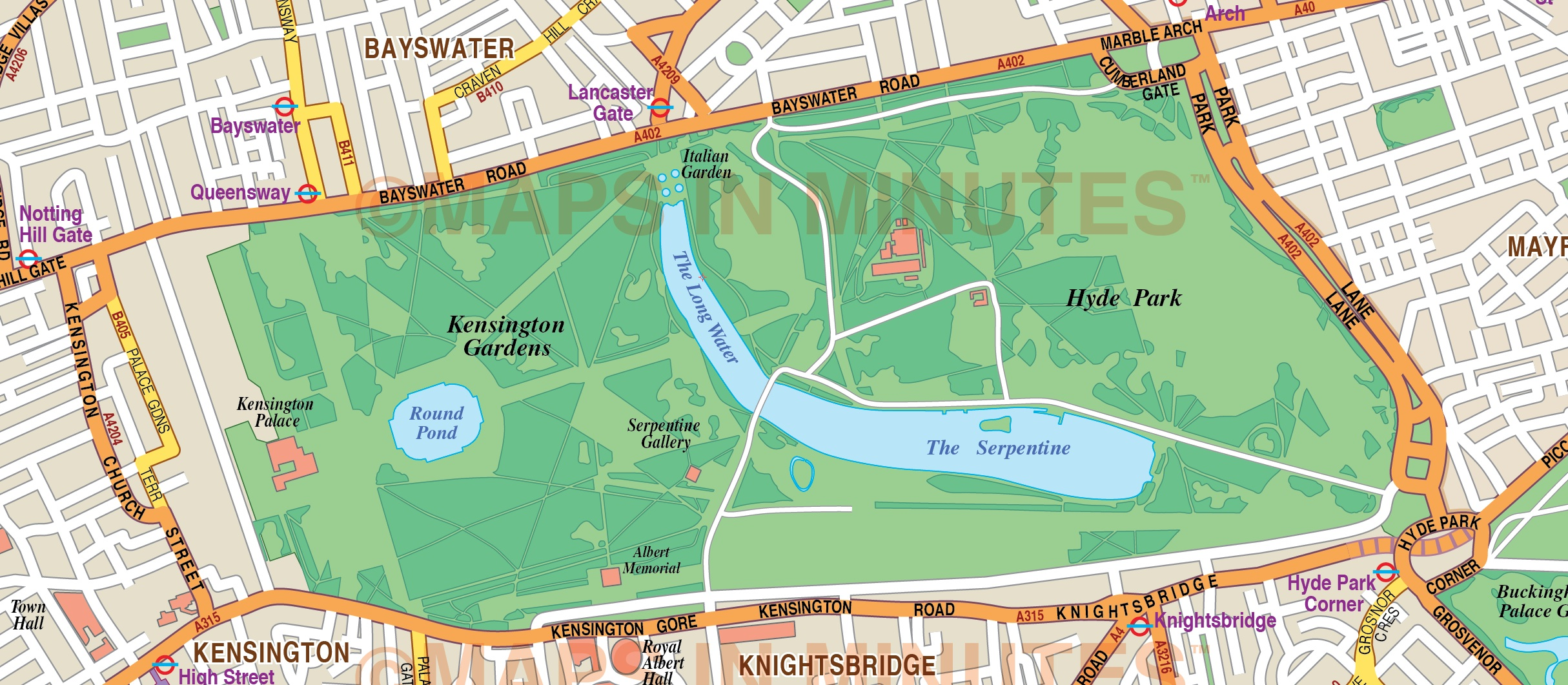 London Large Base map 10000 scale in Illustrator CS format – Large London Map
