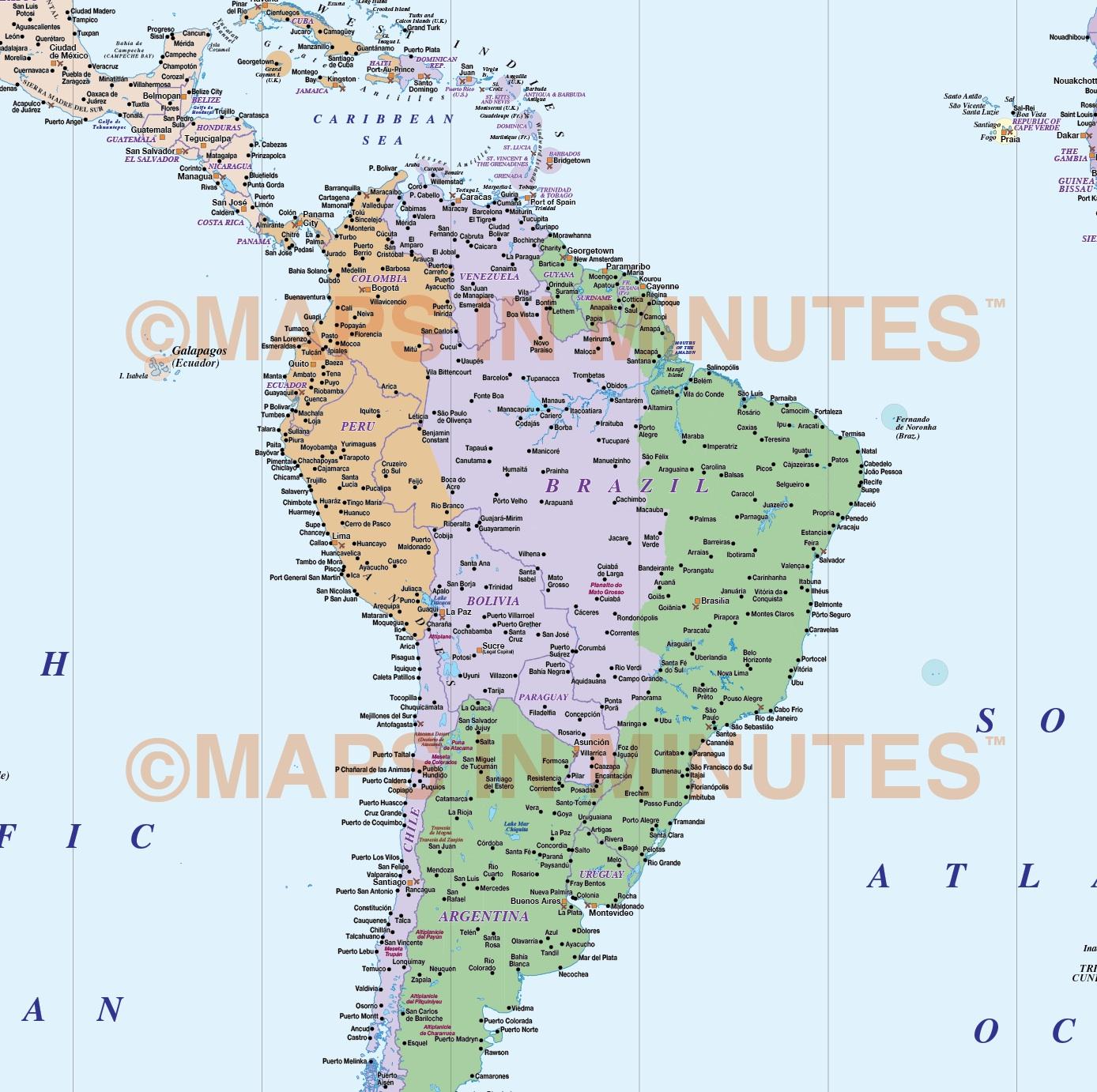 Detailed World Time Zones Map Illustrator Ai Cs Cc Editable Vector