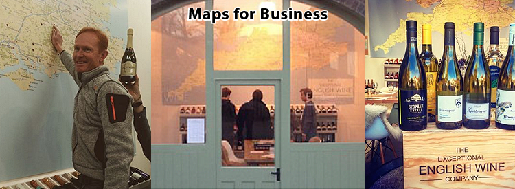 Maps for Business