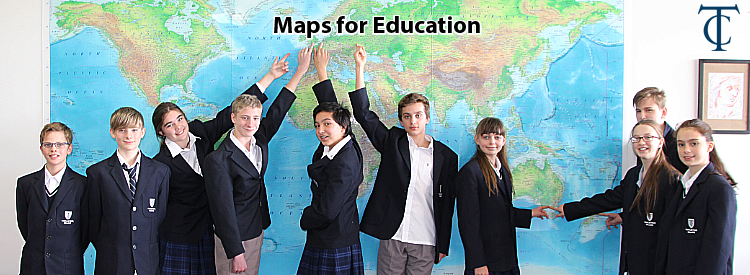 Maps for Education